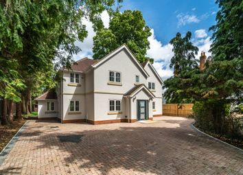 Thumbnail 4 bedroom detached house for sale in Altwood Road, Maidenhead