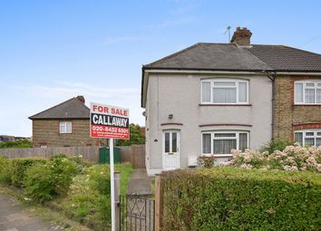 Thumbnail 3 bedroom semi-detached house for sale in Clitterhouse Road, London