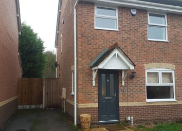 Thumbnail 3 bed semi-detached house to rent in Lonsdale Drive, Toton, Nottingham