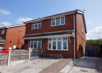Thumbnail 2 bed semi-detached house for sale in Farnworth Road, Meir Hay, Stoke-On-Trent