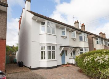 Thumbnail 4 bed property for sale in Camberley Avenue, West Wimbledon