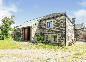 Thumbnail 3 bed detached house for sale in Ashes Lane, Todmorden, West Yorkshire