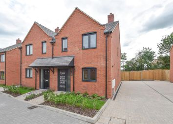 Thumbnail 3 bed semi-detached house for sale in Abbotsford Close, Worcester