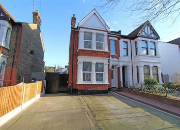 Thumbnail 2 bedroom flat to rent in Argyll Road, Westcliff On Sea, Essex