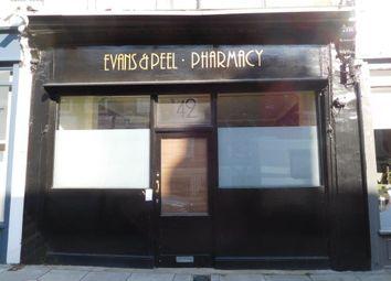Thumbnail Retail premises to let in Devonshire Road, London