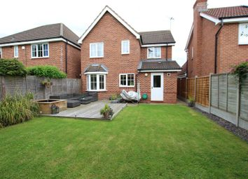 Thumbnail 3 bed detached house for sale in Wilmhurst Road, Warwick
