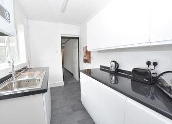 Thumbnail 2 bed terraced house to rent in Leonard Street, Burslem, Stoke On Trent, Staffs