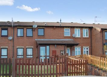 Thumbnail 3 bed terraced house for sale in Derby Close, Lambourn, Hungerford