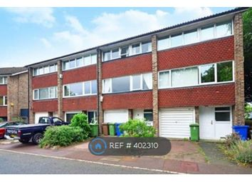 Thumbnail 4 bed terraced house to rent in Half Moon Lane, London
