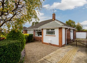 Thumbnail 2 bed semi-detached bungalow for sale in Green Lane, Cookridge, Leeds