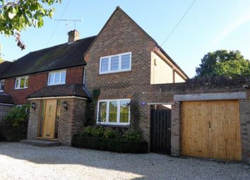 Thumbnail 4 bed detached house to rent in Northcote Crescent, West Horsley, Leatherhead