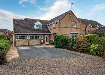 Thumbnail 4 bed detached house for sale in Cheyne Garth, Hornsea