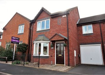 Thumbnail 3 bed link-detached house for sale in Badgers Retreat, Leamington Spa
