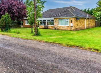 Thumbnail 4 bed detached bungalow for sale in New Hammond Beck Road, Wyberton Fen, Boston, Lincolnshire
