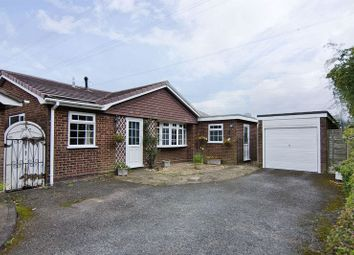 Thumbnail 4 bed detached bungalow for sale in Duke Road, Burntwood