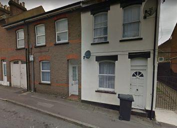 Thumbnail 5 bed terraced house to rent in Tavistock Street, Luton