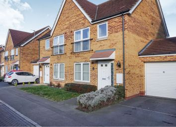 Thumbnail 3 bed semi-detached house for sale in Elder Road, Grimsby
