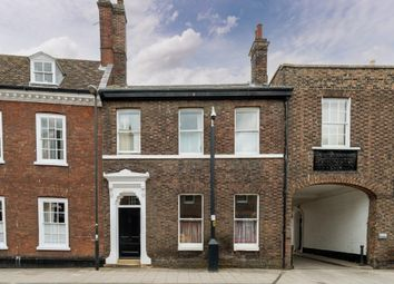 Thumbnail Terraced house for sale in King Street, King's Lynn