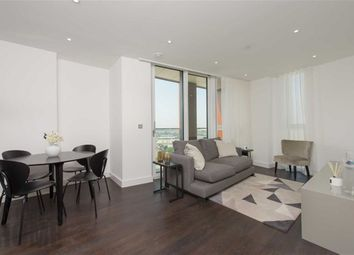 Thumbnail 2 bed flat to rent in Pinto Tower, Nine Elms Point, Vauxhall, London