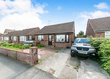 Thumbnail 2 bed detached bungalow for sale in Humber Doucy Lane, Ipswich, Suffolk