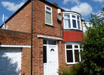 Thumbnail 3 bed semi-detached house for sale in Kirknewton Road, Normanby, Middlesbrough