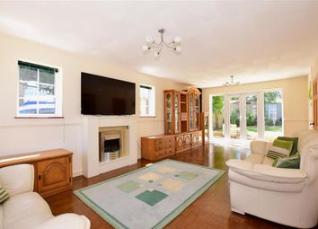 Thumbnail 4 bed detached house for sale in Vicarage Drive, Northfleet, Gravesend, Kent