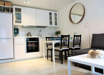Thumbnail 1 bed flat for sale in Kingfisher Street, Beckton, London.