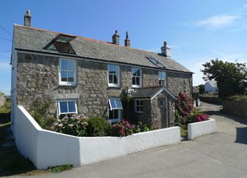Thumbnail 2 bed detached house to rent in Bollowal, St Just, Penzance