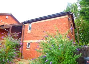 Thumbnail 1 bedroom flat for sale in Home Pasture, Werrington, Peterborough