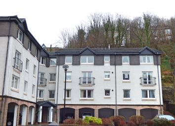 Thumbnail 1 bed flat for sale in 54 Albert Road, Gourock