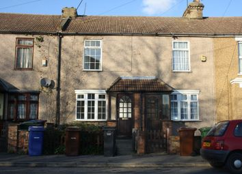 Thumbnail 2 bed terraced house to rent in Brooke Road, Grays