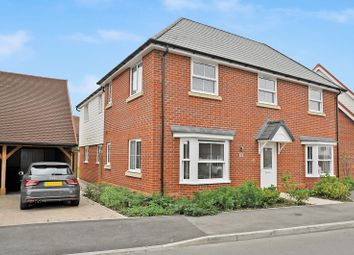 Thumbnail 4 bed detached house to rent in Wheatfields, Aldington, Ashford, Kent