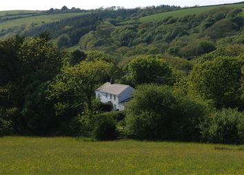 Thumbnail 2 bed detached house for sale in Woodford, Bude