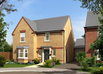 Thumbnail 4 bed detached house for sale in The Shenton, Gilbert's Lea, Birmingham Road, Bromsgrove
