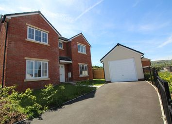Thumbnail 4 bedroom detached house for sale in Mametz Grove, Gilwern, Abergavenny