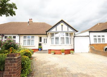 Thumbnail 3 bed semi-detached bungalow for sale in Chester Avenue, Twickenham