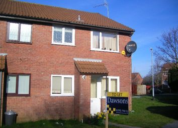 Thumbnail 1 bedroom semi-detached house to rent in Bronwydd, Birchgrove