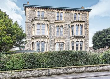 Thumbnail 3 bedroom flat for sale in Elton Road, Clevedon