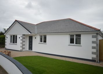 Thumbnail 3 bed bungalow for sale in Tregenna Fields, Camborne