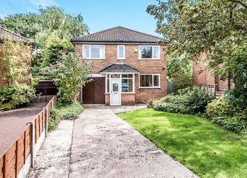Thumbnail 4 bedroom detached house for sale in Raveley Avenue, Fallowfield, Manchester