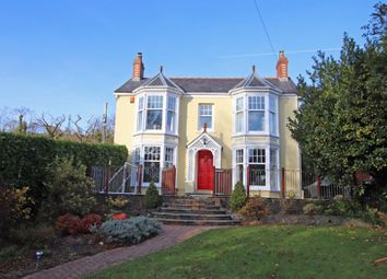 Thumbnail 5 bed detached house for sale in Springfield Road, Carmarthen