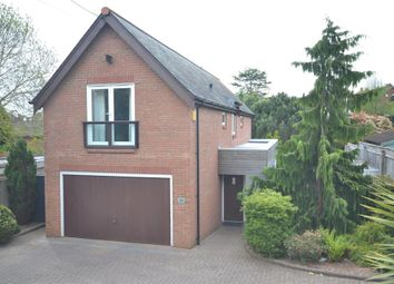 Thumbnail 3 bed detached house for sale in Upper Stoneborough Lane, Budleigh Salterton, Devon