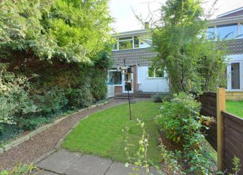 Thumbnail 3 bedroom terraced house for sale in Savernake Close, Tilehurst, Reading