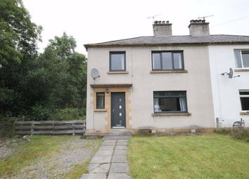 Thumbnail 2 bedroom semi-detached house for sale in Imperial Cottages, Carron, Aberlour