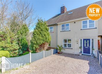 Thumbnail 3 bed terraced house for sale in Maes Y Coed, Flint