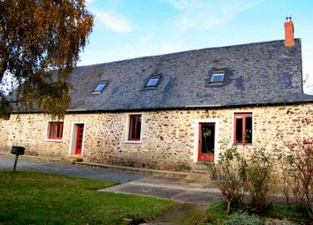 Thumbnail 4 bed equestrian property for sale in Menil, Mayenne, France