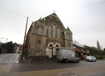 Thumbnail 8 bed flat for sale in St Michaels Church St. Michaels Road, Pittshill, Stoke-On-Trent