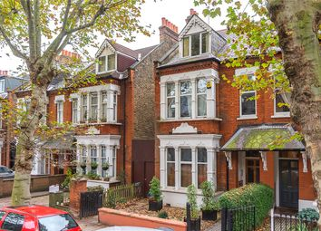 Thumbnail 3 bed flat for sale in Thornton Avenue, Chiswick