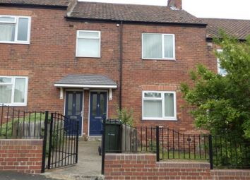 Thumbnail 2 bed flat for sale in Bilbrough Gardens, Newcastle Upon Tyne