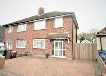 Thumbnail 3 bedroom semi-detached house to rent in Eastern Avenue, Pinner, Middlesex